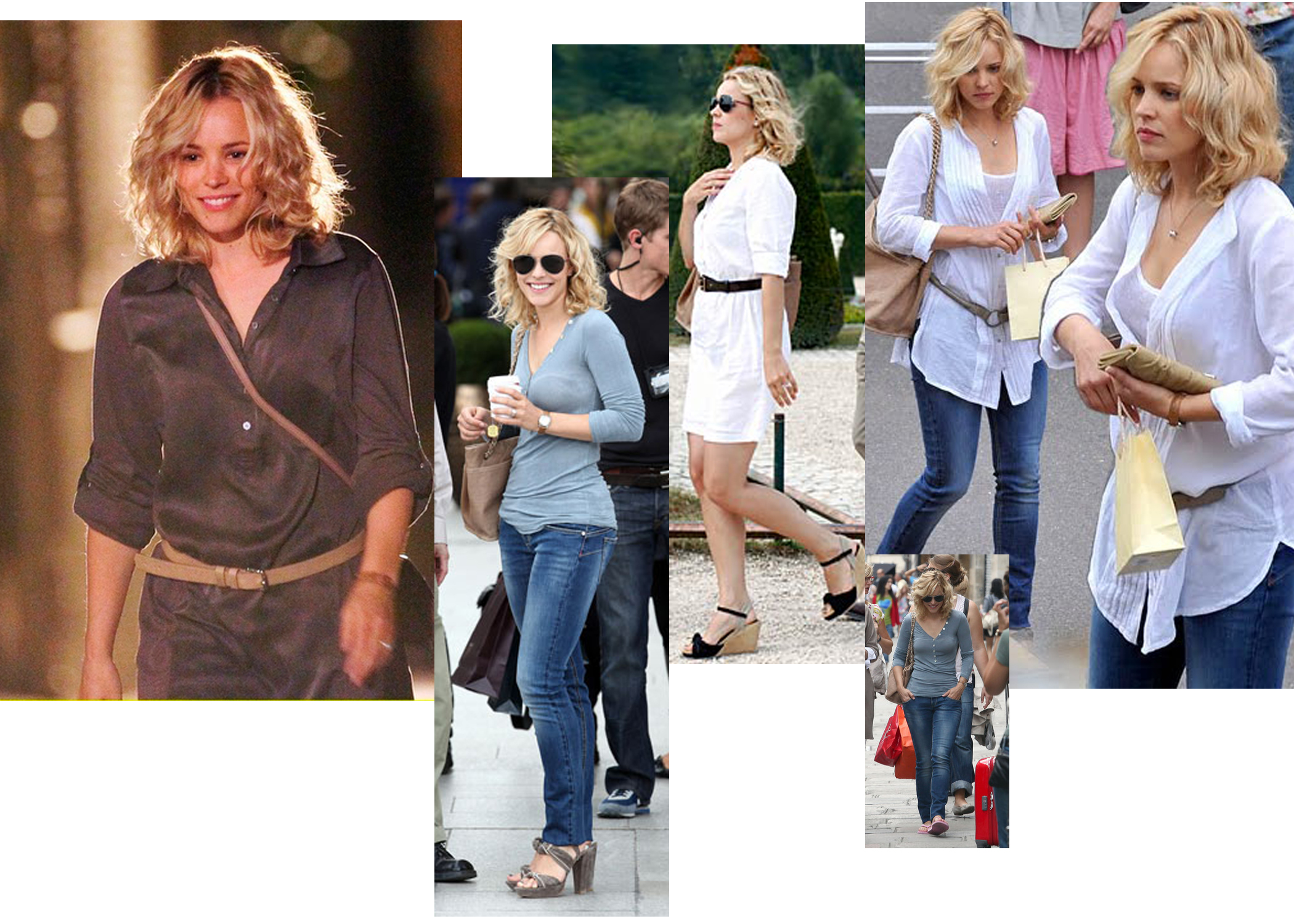 Character Fashion Inspiration Inez Rachel Mcadams From Midnight In Paris Good Girls Inc
