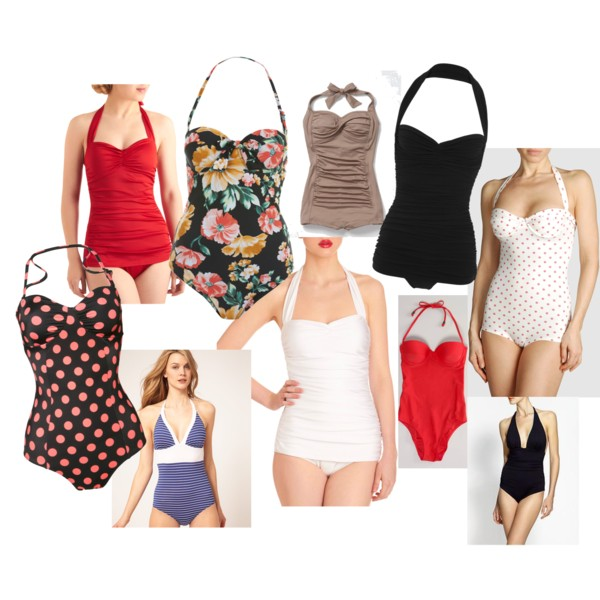 Summer 2012 Must-Have: Vintage Bathing Suit | Good Girls Inc