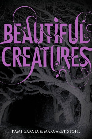 Beautiful Creatures Book Cover