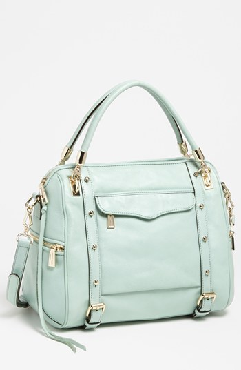 Rebecca Minkoff Cupid Satchel, available here for $495