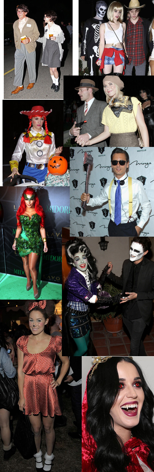 2013 Hollywood Halloween: Celebrities in costume - CNN