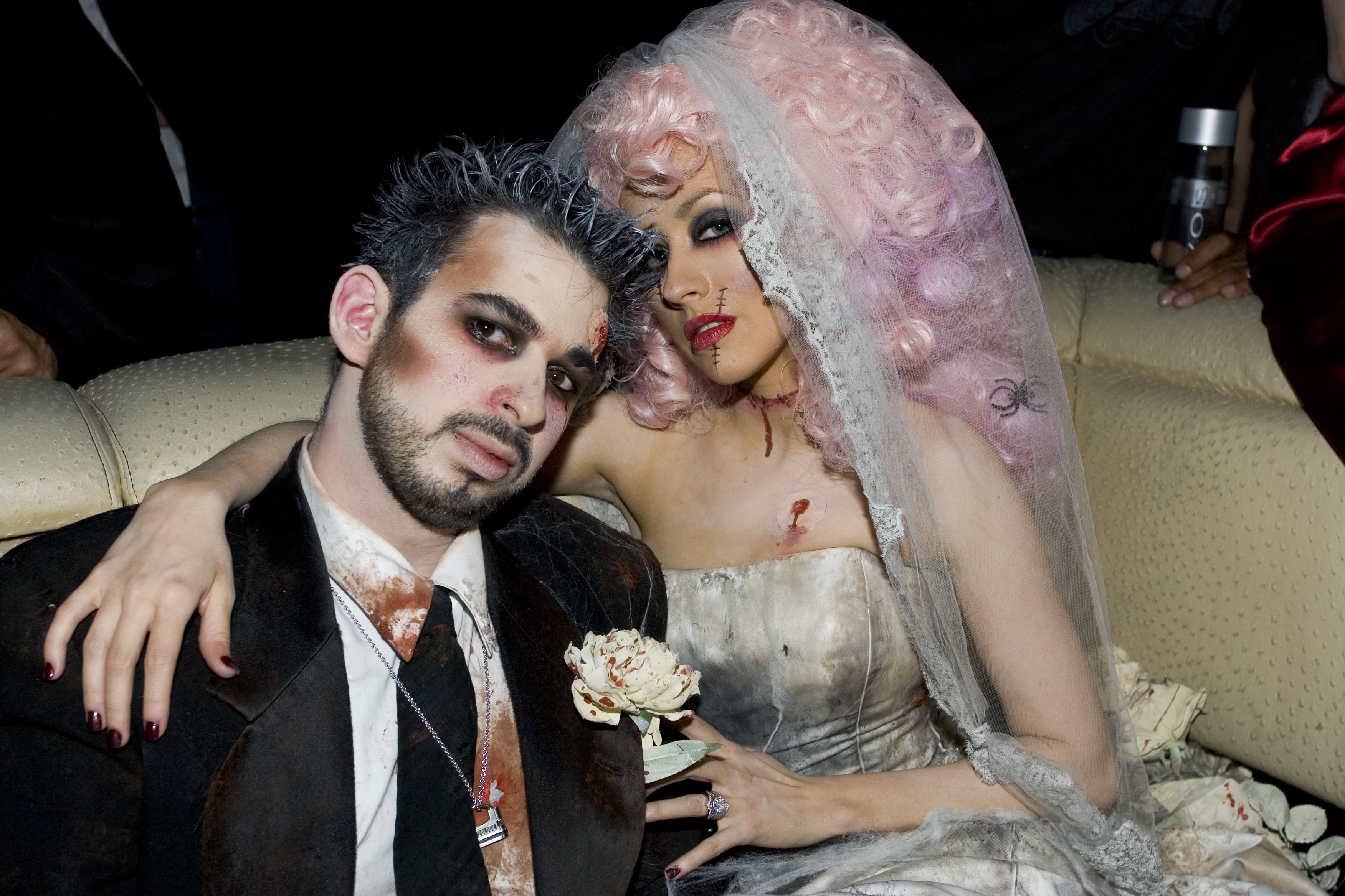Copycat Fashion Celebrity Couples Halloween Costumes Good Girls Inc