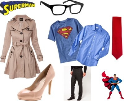 Lois Lane_Clark Kent