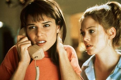 Neve Campbell Scream