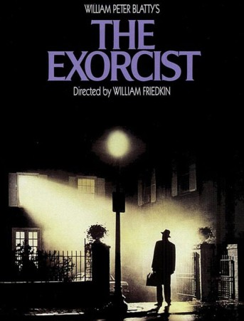 The Exorcist movie poster