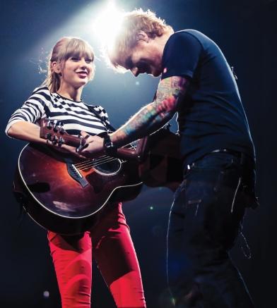 Musicmonday Ed Sheeran Good Girls Inc