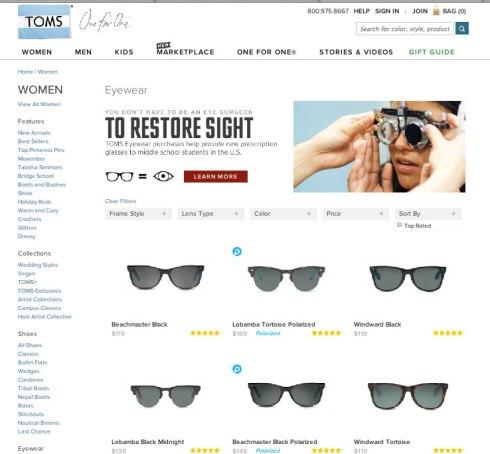Toms-eyewear