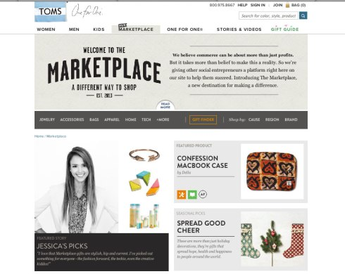 Toms-Marketplace